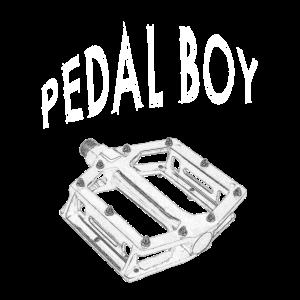 Pedal Boy!