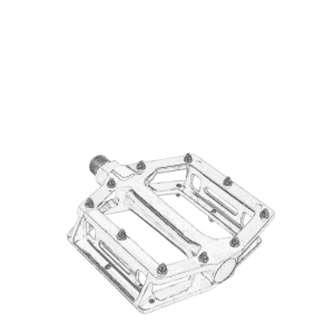 Downhill FlatPedal!