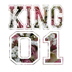 King 01 Paar-Liebe Paare King Queen King Rosen