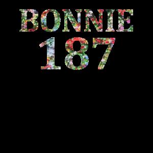 Bonnie 187 Bonnie und Clyde Paar-liebe Geschenk