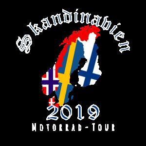 Motorrad Tour Skandinavien