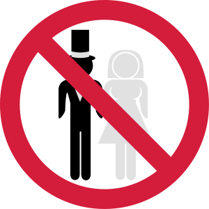 No Marriage