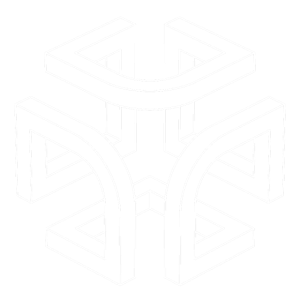JOSZ DESIGN geometric white