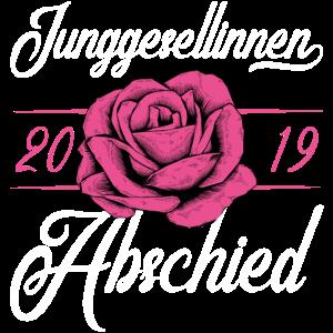 junggesellinnen abschied rose 2019