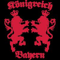 Königreich Bayern Loewen Koenigreich München c 1c