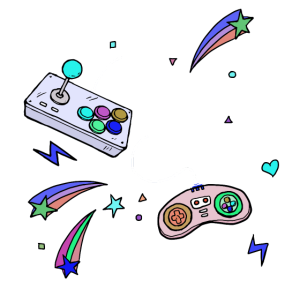 Born to game Gaming Videogames E-Sports Geschenk