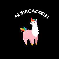Alpaka - Lama Alpacorn