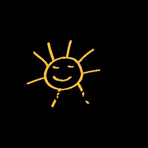 Sonnengebräunt