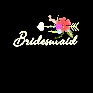 Hochzeit - Brautjungfer