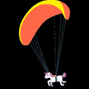 Fliegendes Einhorn