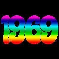 1969, Jahr 1969 Geburtsjahr Jahrgang Geschenk