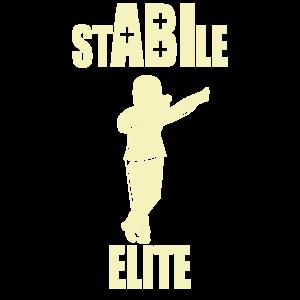 stABIle Elite – Dabbing Abishirt