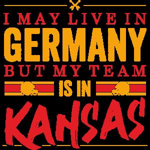 Kansas City Football Fans Germany