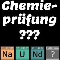 chemie pruefung