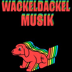 Hund Dackel Techno Musik Psychedelic Trance