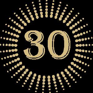 30 Jubilaeum langjaehrige Mitgliedschaft Zugehoehr