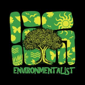 Environmentalist Umwelschützer