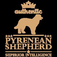 Pyrenäen Shepherd - Hund Geschenk T-Shirt