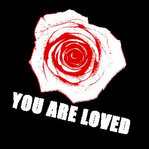 Du wirst geliebt