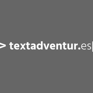 Textadventur.es| Logo - weiß