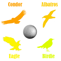Birds of Golf