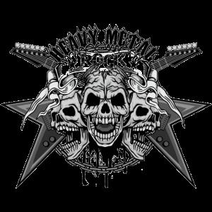 Heavy Metal Rock Musik Geschenkidee