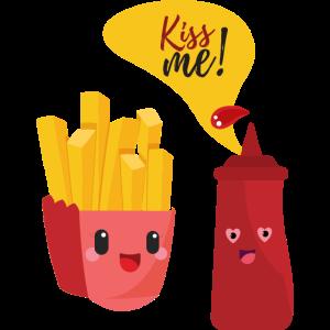 Kiss me Ketchup