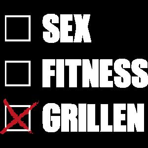 Sex Fitness Grillen Kreuz