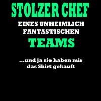 Stolzer Chef