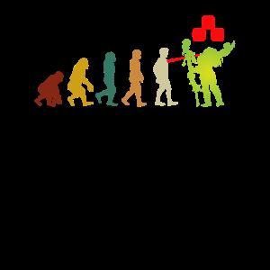 Menschliches Evolution T-Shirt