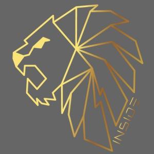 Löwe, Lion Inside