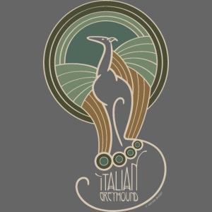 italian greyhound jugendstil 6