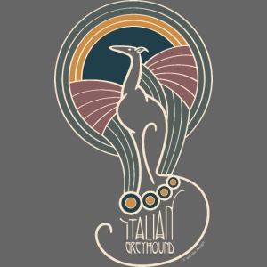 italian greyhound jugendstil 7