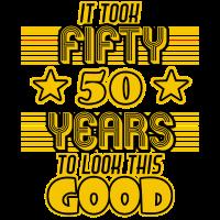 Es hat 50 Jahre gedauert so gut auszusehen