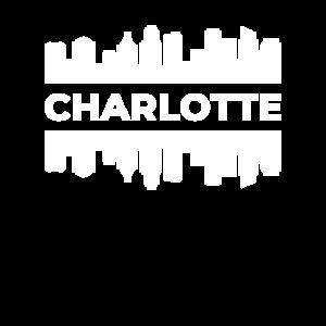 Charlotte North Carolina Amerika Metropole Stadt