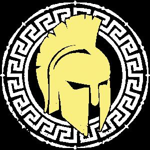 spartaner helm krieger sparta