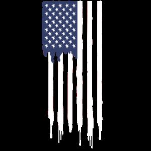 USA Amerika Flagge Fahne Stars and Stripes