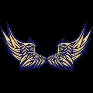 Flügel fliegen Flügel gehen 10073