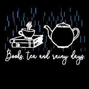 0061 Bücher, Tee und verregnete Tage | Leser