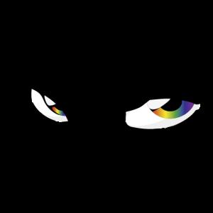 Rainbow 34w - Augen - Gesicht - face