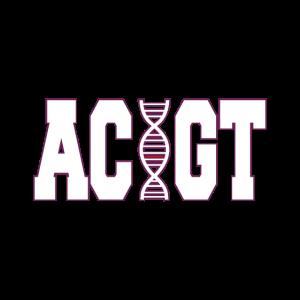 DNA Wissenschaft Biologe Lustige Nerd Geschenk