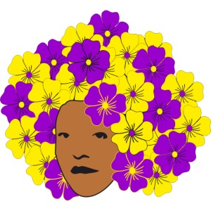 Flowery Summery Afro