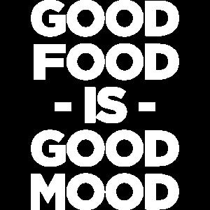 Gutes Essen ist gute Stimmung