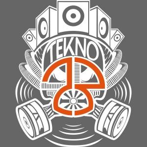 Masque à gaz Tekno 23