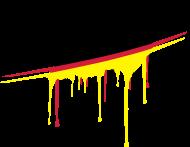 Fan-Shirt: deutschland 2014