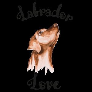 Labrador Aquarell