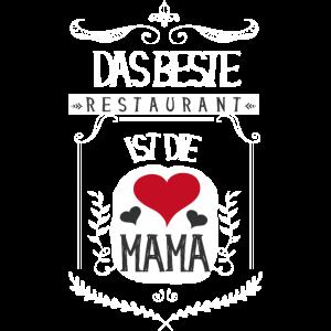 ♥ Das beste Restaurant ist die Mama ♥