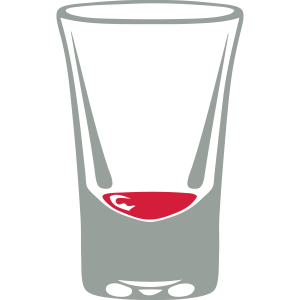Shooter Glas Alkohol 4