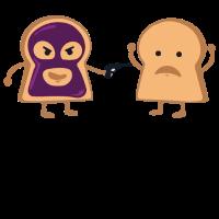 Bandit Toast