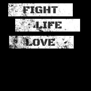 Kämpfe Lebe Liebe - Kampfsport, Training